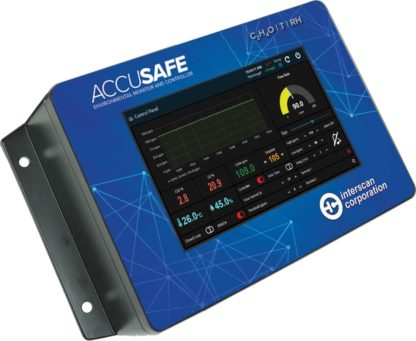 AccuSafe Continuous Gas Monitoring System - Sulfur Dioxide