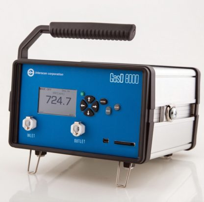 GasD 8000 Series Portable Gas Analyzers - Sulfur Dioxide